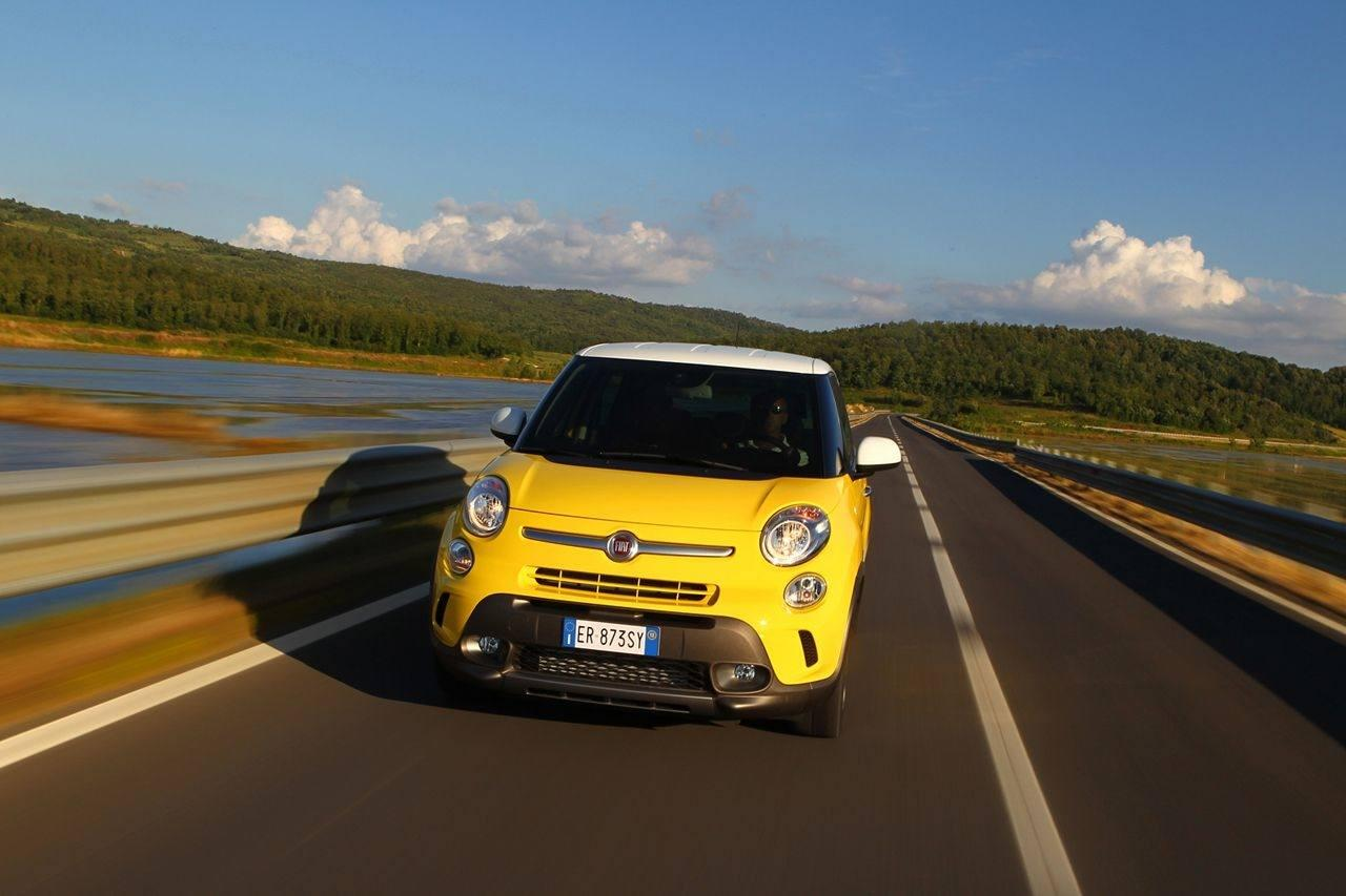 Fiat 500 L Trekking
