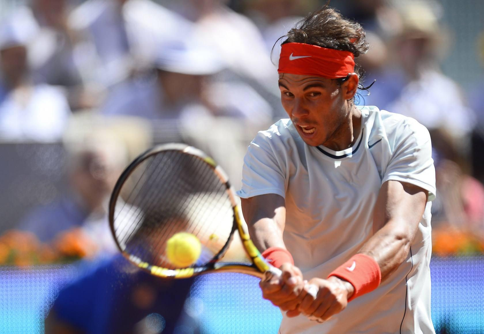 Nadal-David Ferrer (cuartos de final de Madrid)