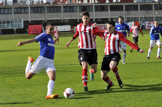 Segunda B: Athletic B 1- UDL 0