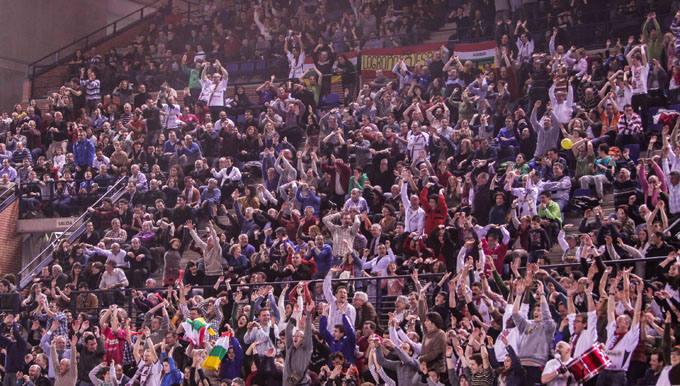 El Naturhouse llena el Palacio en el partido frente RK Cimos Koper (35-28)