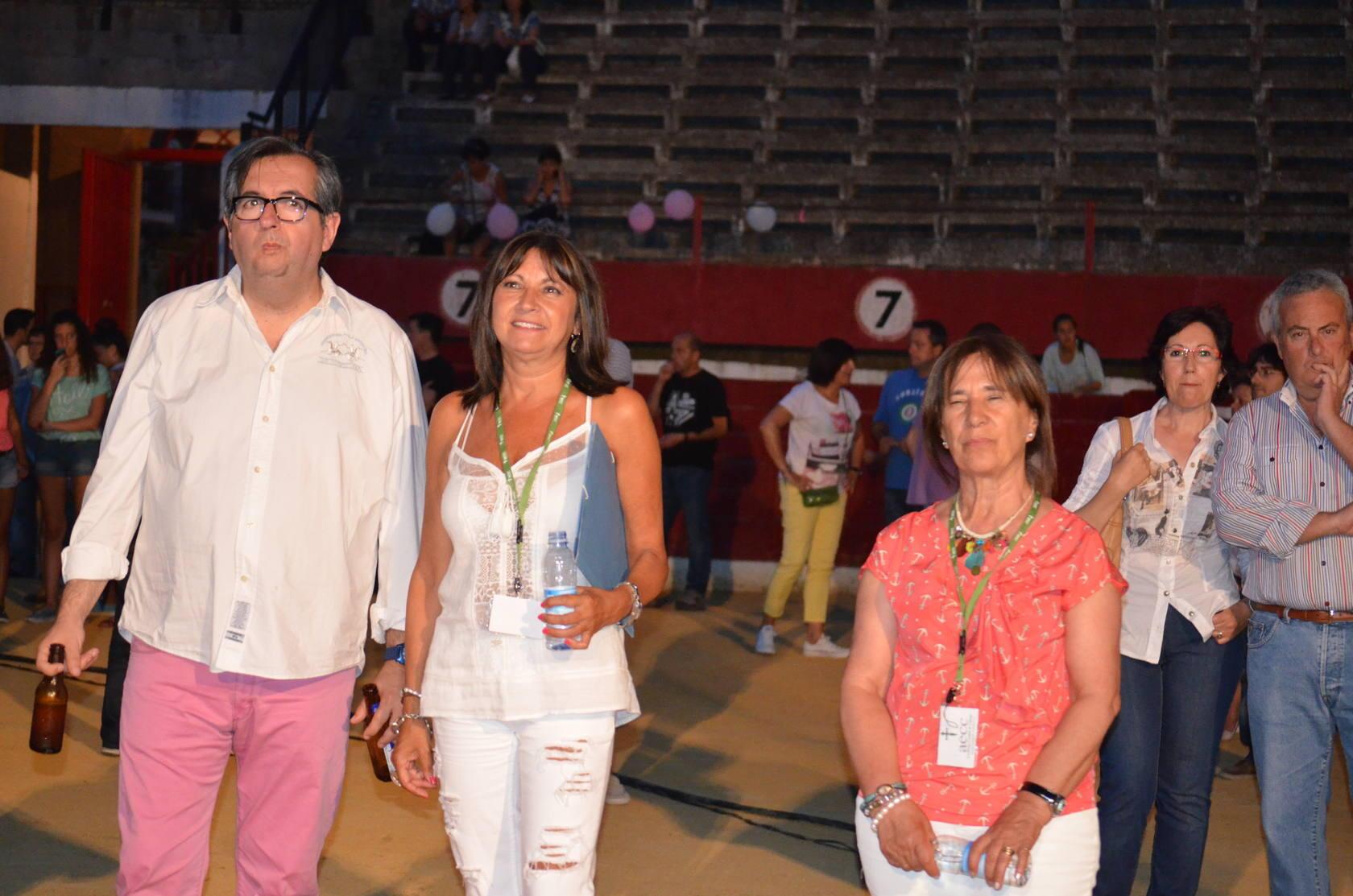 Música contra el cáncer en Calahorra con Moiré, Los Melenas, Primo Perro y Totó Munilla