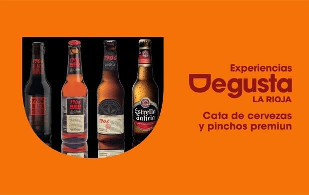 Cata Taberna Del Tío Blas y Cervezas Estrella Galicia