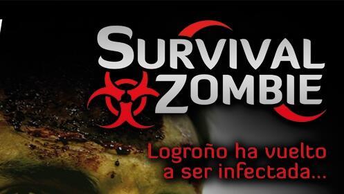 Survival Zombie en Logroño, 2 de septiembre
