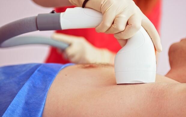 Sistema depilación láser SHR 100% INDOLORO