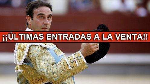 Corrida de toros 20 septiembre, Logroño