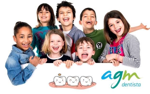 Revisión y sellado o empaste para niños y adolescentes