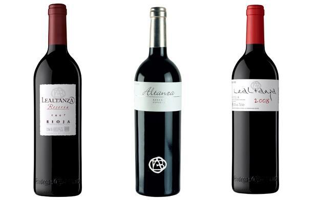 Lealtanza Reserva, Caja de 6 botellas