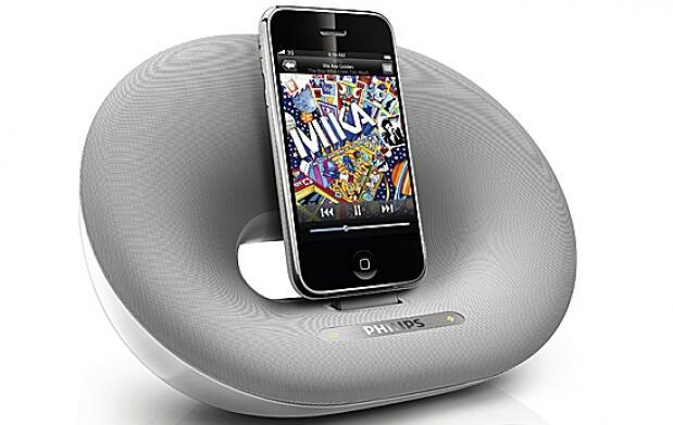Altavoz Philips para Iphone y Ipod