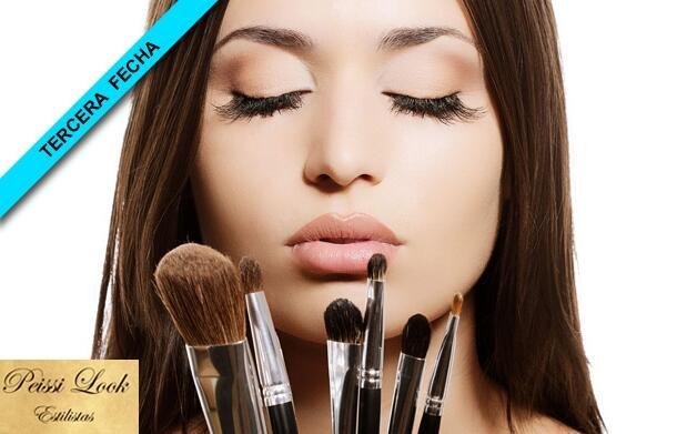 Taller de maquillaje 18 de mayo