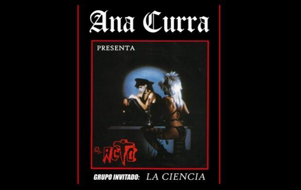 Concierto de Ana Curra
