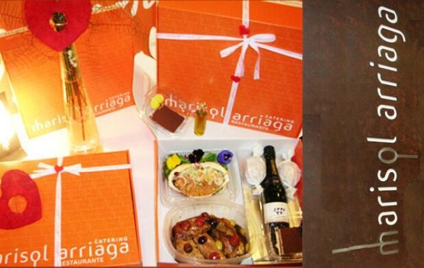 Caja Gourmet Marisol Arriaga