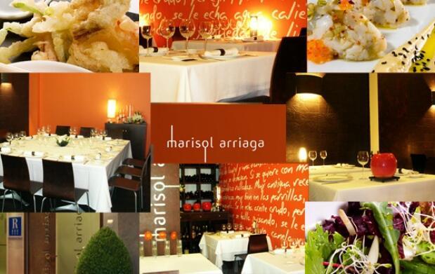 Ven al Restaurante Marisol Arriaga