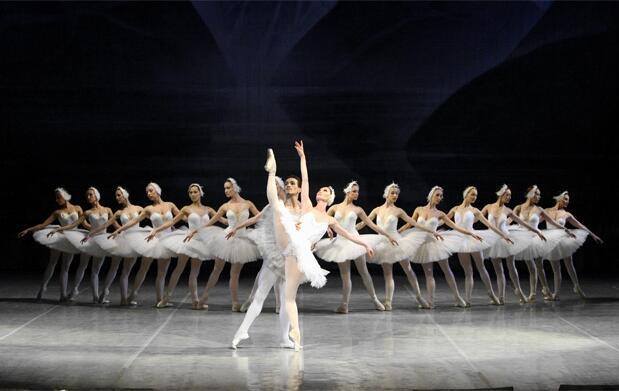 Ballet sobre hielo de Moscú