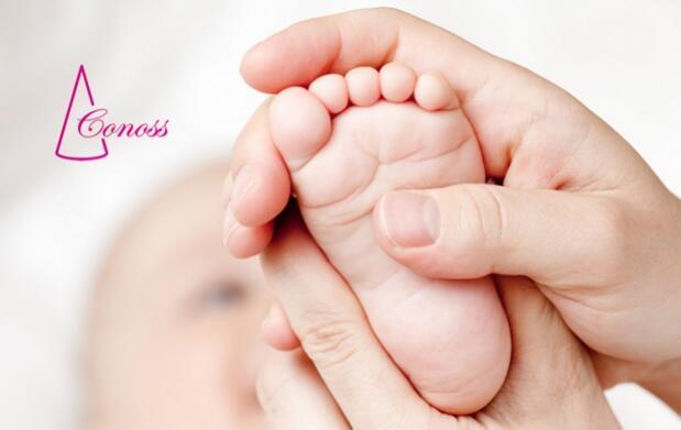 Curso de masaje para bebés