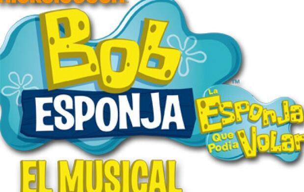 ¡Ven al Musical de Bob Esponja! 16.30 H