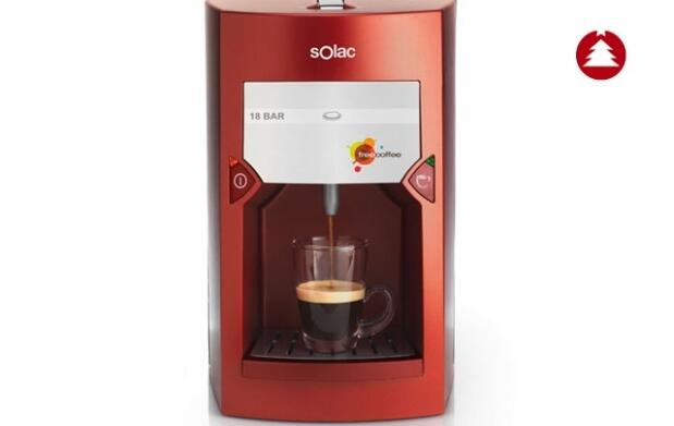 Regala cafetera Espresso Solac