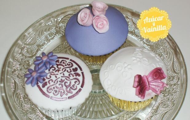 Taller de cupcakes 10 de mayo