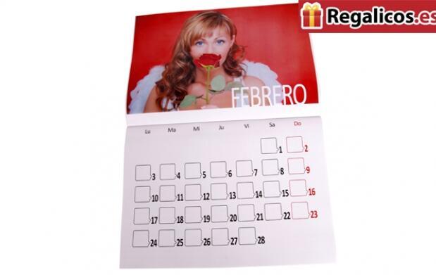 Calendario 2014 personalizado