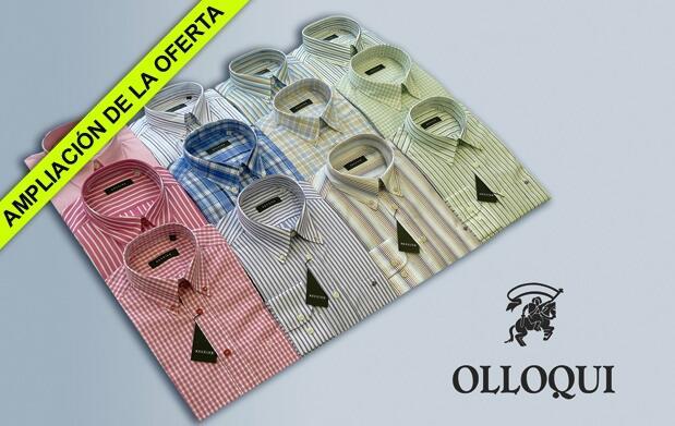 Elige tu camisa y presume de elegancia
