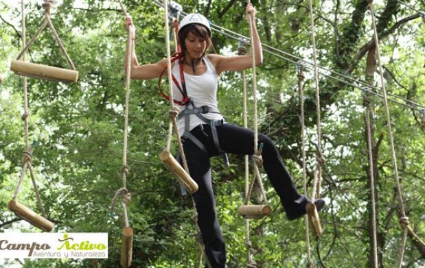 Parque de aventura Campo Activo