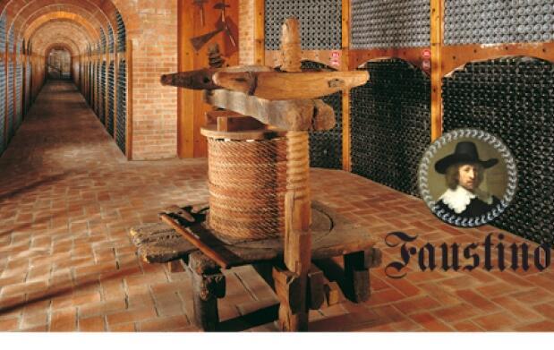 Cata de vinos de Bodegas Faustino y pinchos de Gastrobar La Chatilla