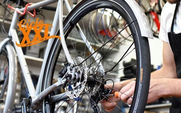 Revisión y puesta a punto de tu bici