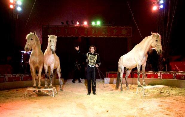 Última sesión del Gran Circo Holiday 16 junio
