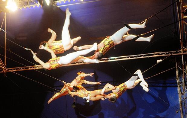 Entradas para el Gran Circo Mundial 25 septiembre