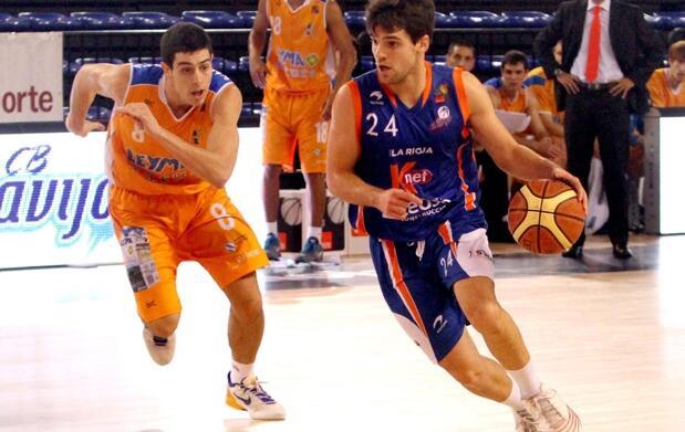 Knet Clavijo - Baloncesto Palencia