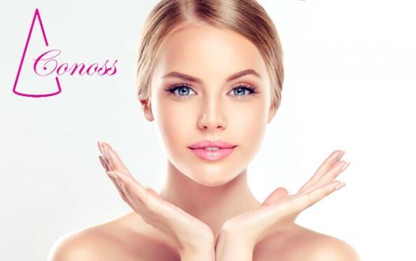 Tratamiento facial y cejas perfectas en Conoss