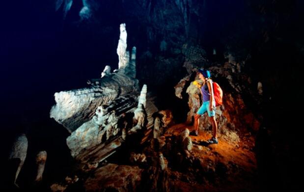 Descubre las cuevas de Cantabria