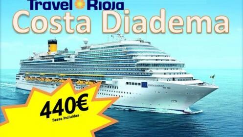 Crucero por el Maravilloso Mediterráneo