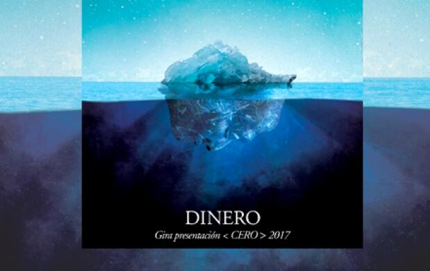 """DINERO llega a Logroño para presentar su disco """"CERO"""""""