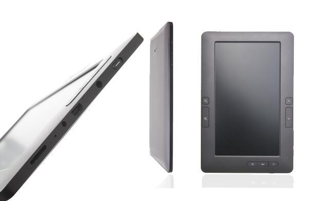 Ebook Ultralight de 7 pulgadas + funda