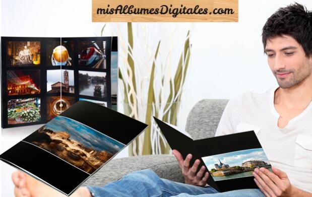 Consigue tu libro de fotos personalizado