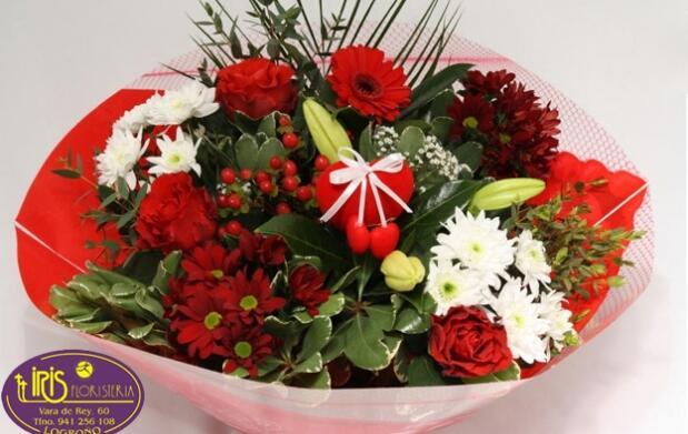 Flores para un San Valentín perfecto
