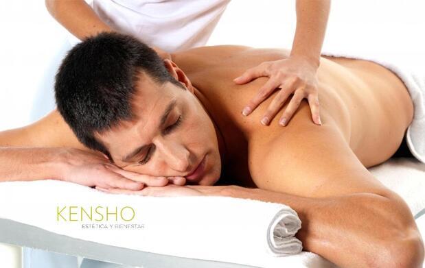 Elimina contracturas y relaja músculos