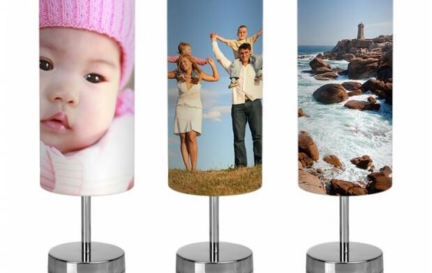 Consigue tu lámpara táctil personalizada