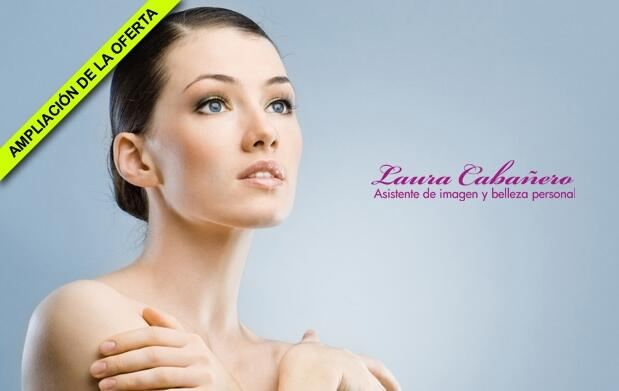 Tratamiento de belleza con Laura Cabañero