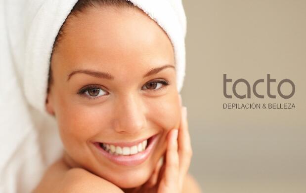Higiene facial para hombres y mujeres