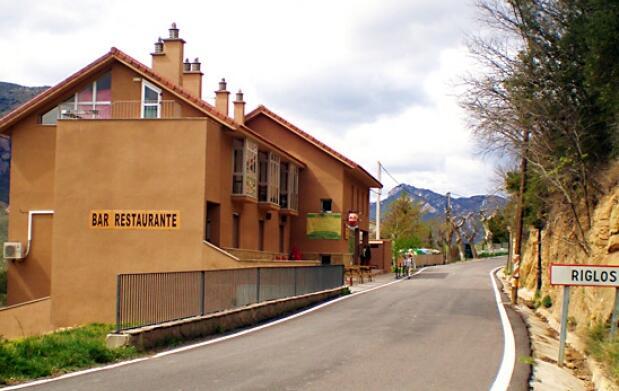 Escapada Los Mallos de Riglos (Huesca)