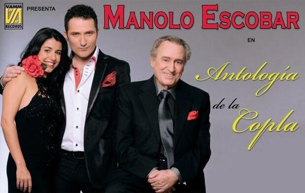 Ven al concierto de Manolo Escobar