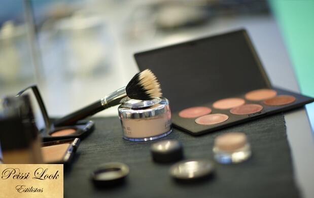 Taller de maquillaje de fiesta