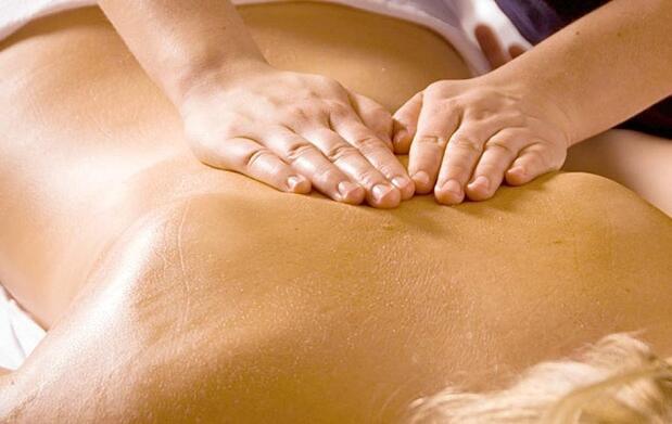 Curso profesional de masaje