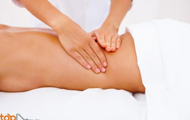 Masaje craneal y de espalda