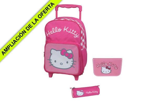 Mochila Hello Kitty o Ben Ten
