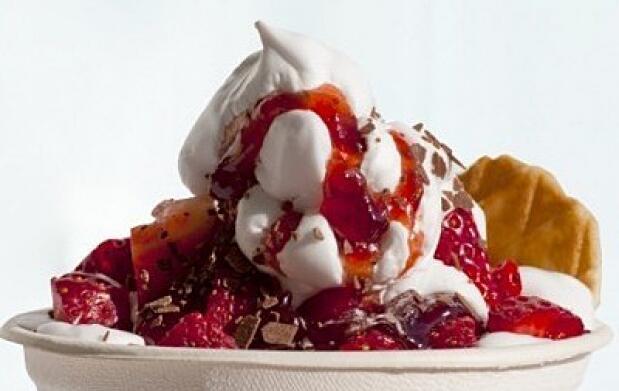 2 tarrinas de Yogurt helado