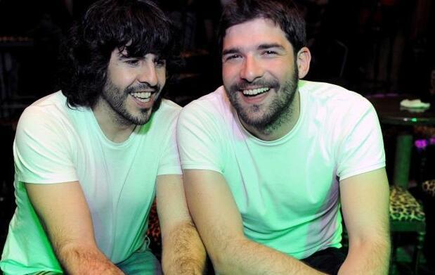 JJ Vaquero y Nacho García