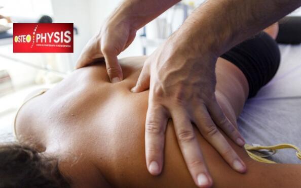 Masaje deportivo en Osteophysis