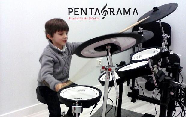 Curso intensivo de percusión